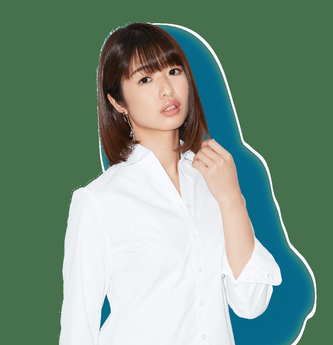 川上奈々美のシャツ画像
